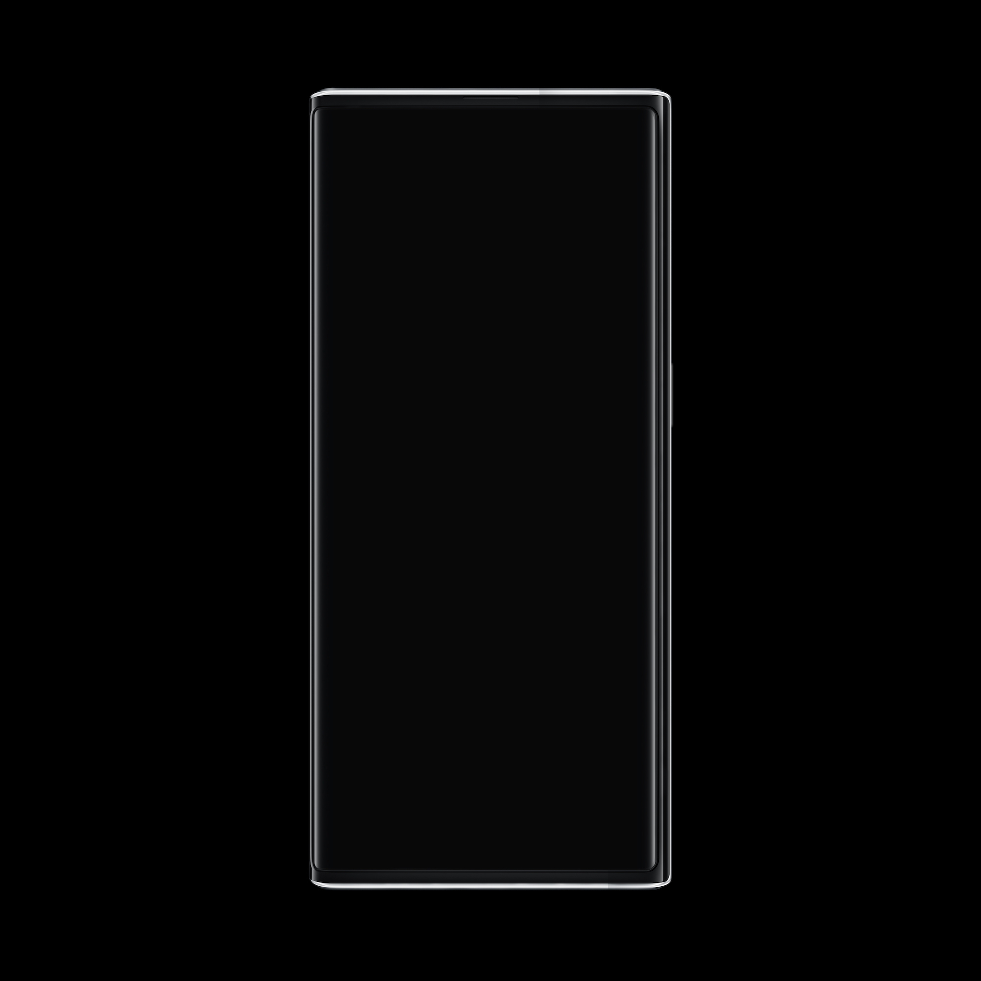 OPPO X 2021 Rollable Concept Handset_Front roll in