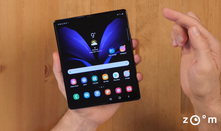 Samsung galaxy Z Fold 2 - Review