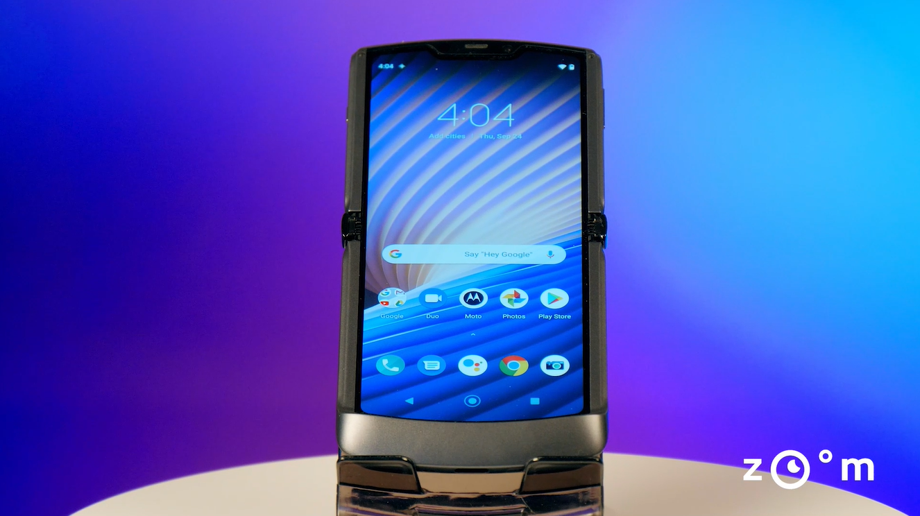 Motorola Razr review - Design