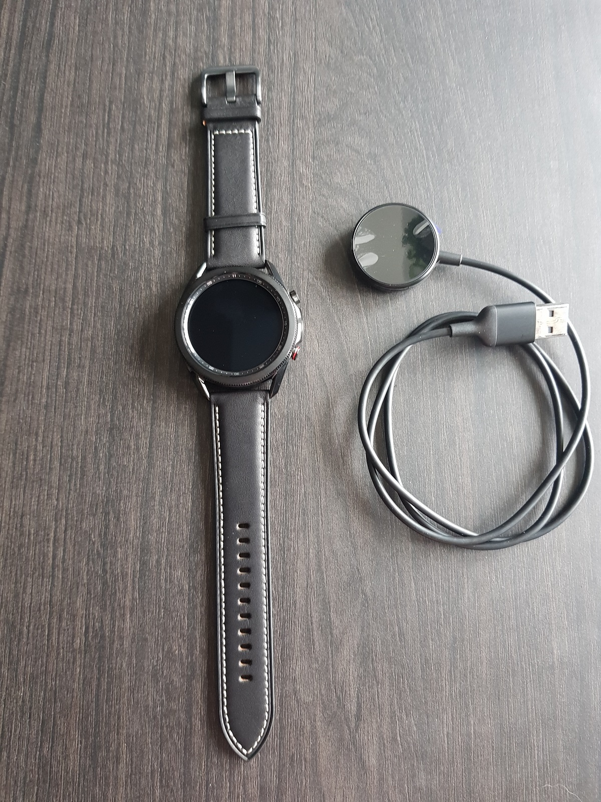 Samsung Wacth 3 review - unboxing